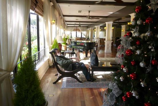 Cameron Highlands Resort: Lounge Area