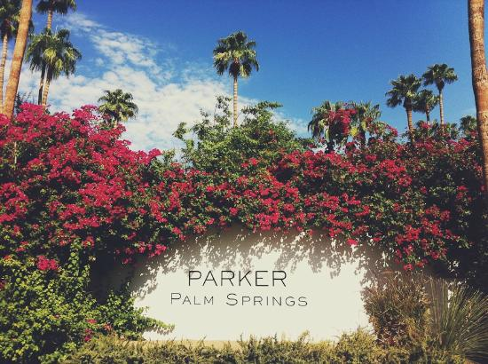 Parker Palm Springs: The Parker
