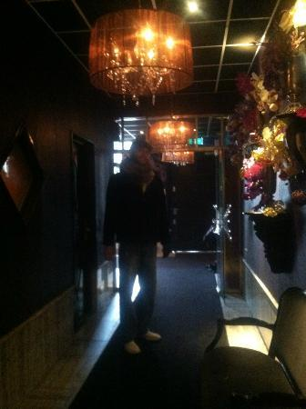 Hotel Sebastian's: Walk In