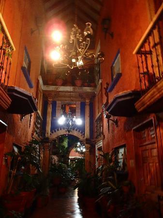 Hotel Rincon de Josefa: Corredor