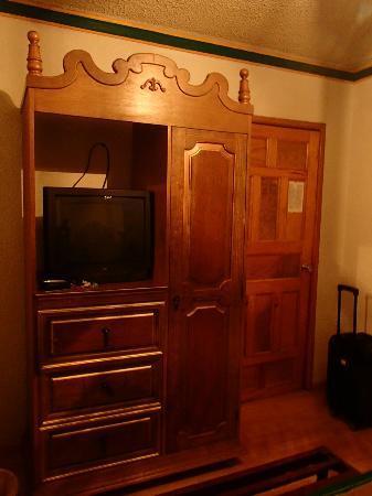 Hotel Rincon de Josefa: Moviliario