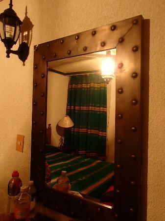 Hotel Rincon de Josefa: Espacios pequeños