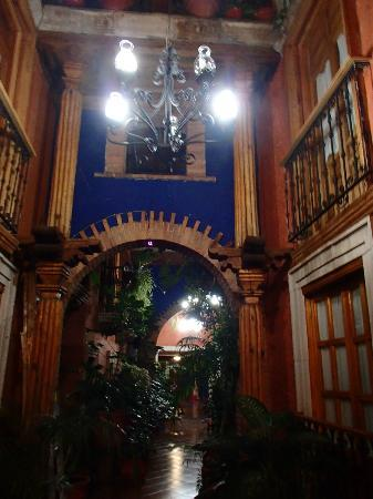 Hotel Rincon de Josefa: Como una casa antigua