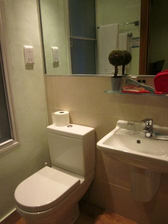 Arosfa Hotel: Room 7 toilet