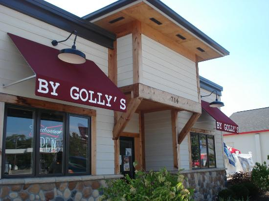 By Golly S Restaurant In Milford