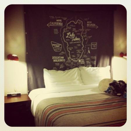 Basecamp South Lake Tahoe: Room 213