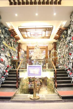 Golden Lotus Boutique Hotel: Merry Christmas 2012