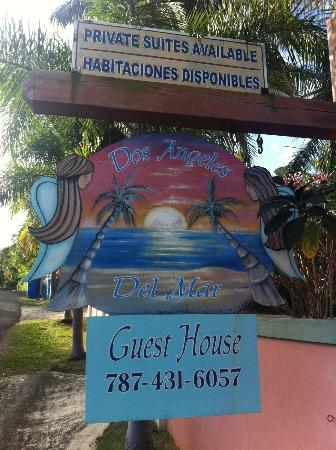Dos Angeles Del Mar Bed and Breakfast: Do ANgeles de Mar Guesthouse