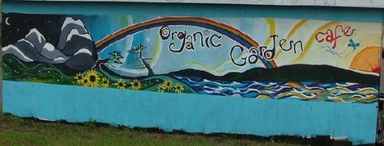 The Organic Garden Cafe