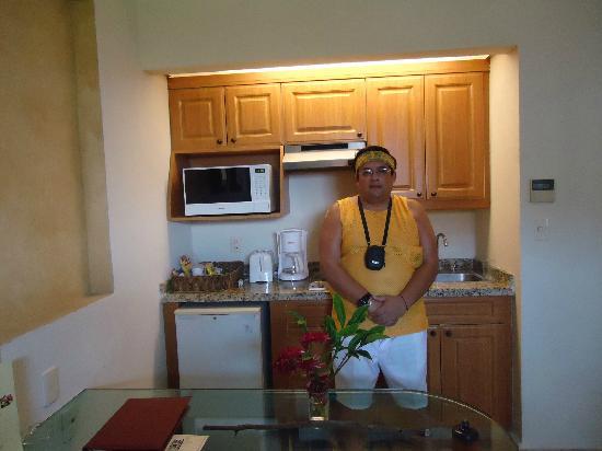 Velas Vallarta Suite Resort: ¡Muy bonitas habitaciones!