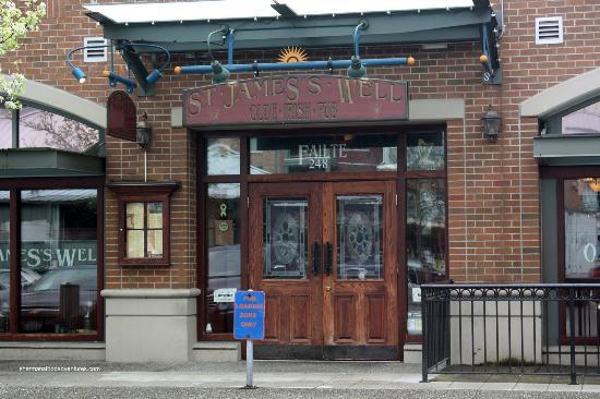 St. James Well Pub