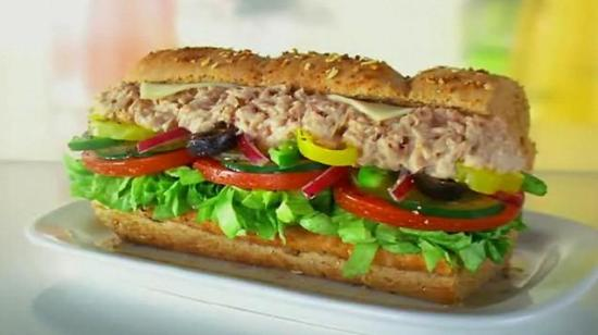 Subway Sandwich & Salads