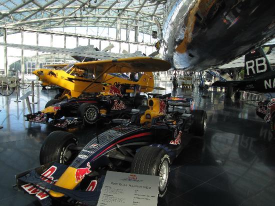 Red Bull Hangar-7: A great collection