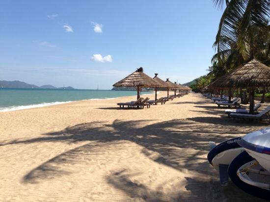 Evason Ana Mandara Nha Trang: Beachside