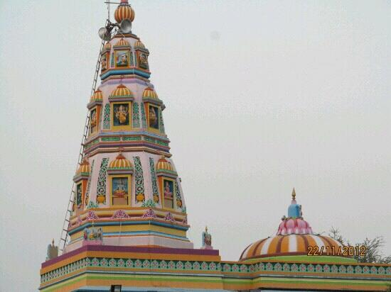 Morgaon Mayureshwar Temple
