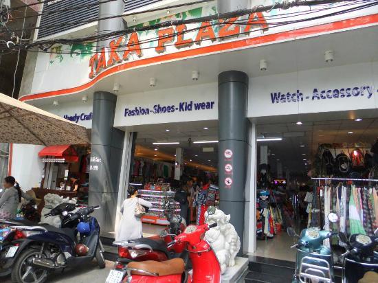 โรงแรมนอร์โฟล์ค: Taka Plaza