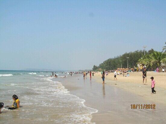 Ganapatipule Beach : ganpatipile beach