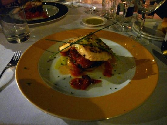 Finca Hotel Son Palou: Example of food at Son Palou