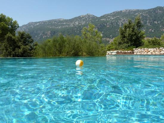 Finca Hotel Son Palou: Pool at Son Palou