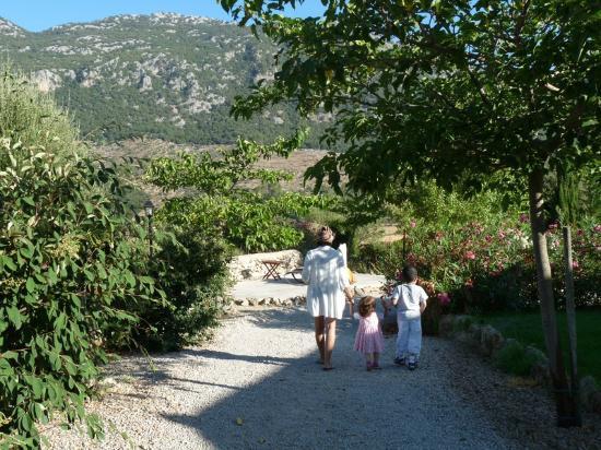 Finca Hotel Son Palou: Son Palou gardens