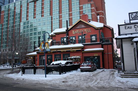 Restaurants Downtown Calgary Reviews