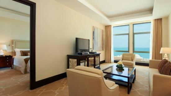 The St. Regis Doha: Suite