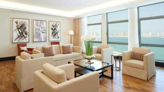 The St. Regis Doha: Empire Suite