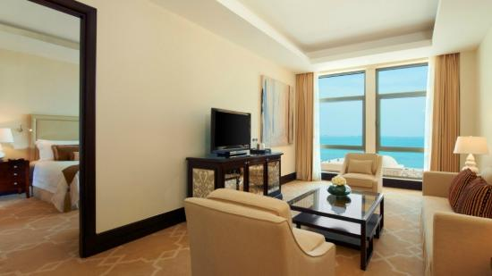 The St. Regis Doha: One Bedroom Suite