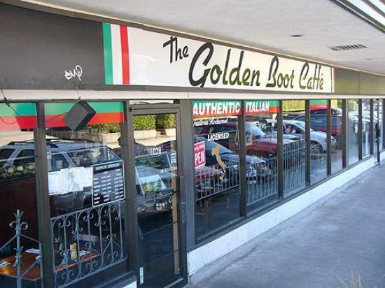 Foto de Golden Boot Cafe