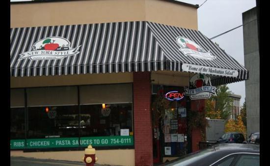New York Style Pizza & Pasta