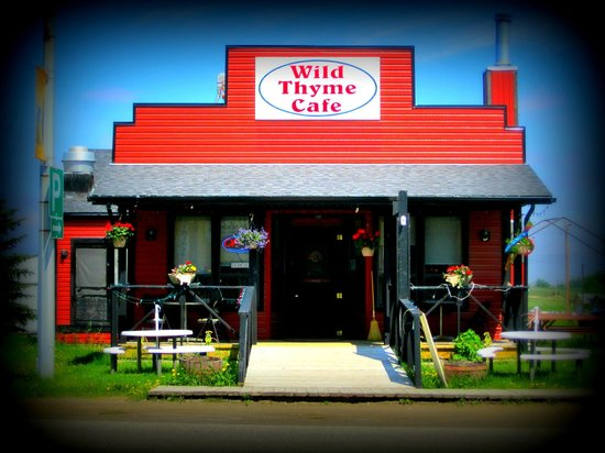 Wild Thyme Cafe Photo