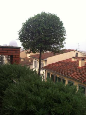 Hotel Orto De Medici: Beautiful View from Our Balcony