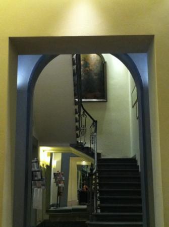 Hotel Orto De Medici: The Arch