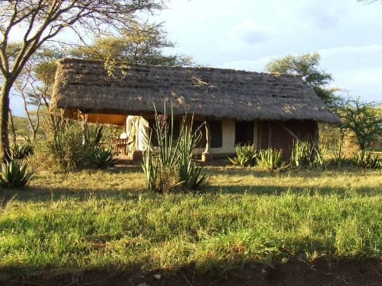 Bright African Safaris: Tented Camp