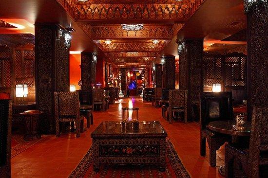 Berber Lounge
