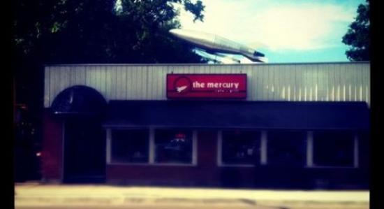 The Mercury Café