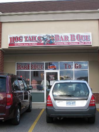 Hog Tails BarBQue