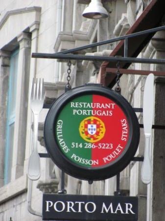 Porto Mar Restaurant Montreal