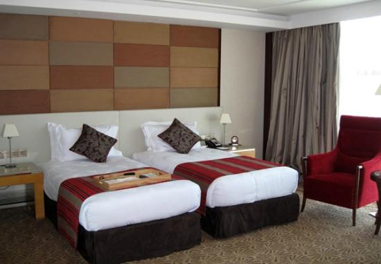 The Boma Nairobi : Room 2303 - this room adjoins our room 2305