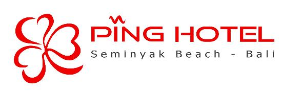 PING Hotel Seminyak Bali: PING Hotel Logo