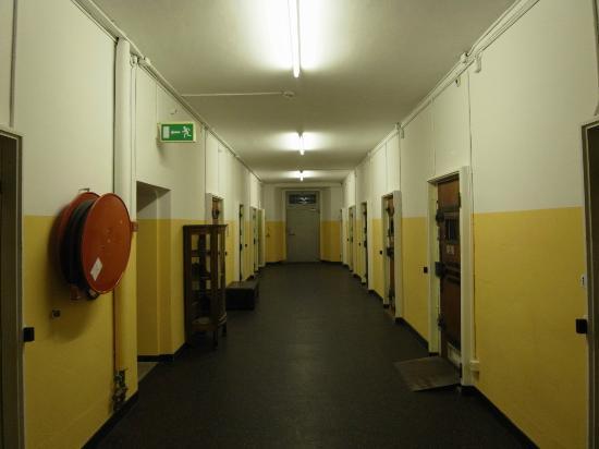 Jailhotel Loewengraben: jail hotel