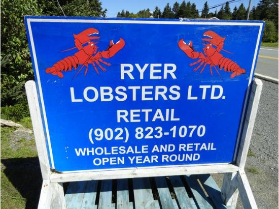 Ryer Lobsters Photo