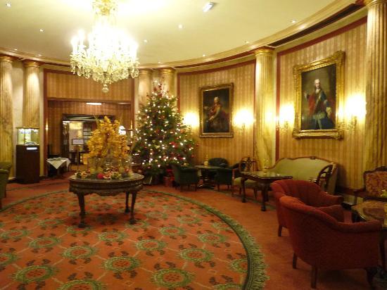 Hotel Bristol Wien: Lounge