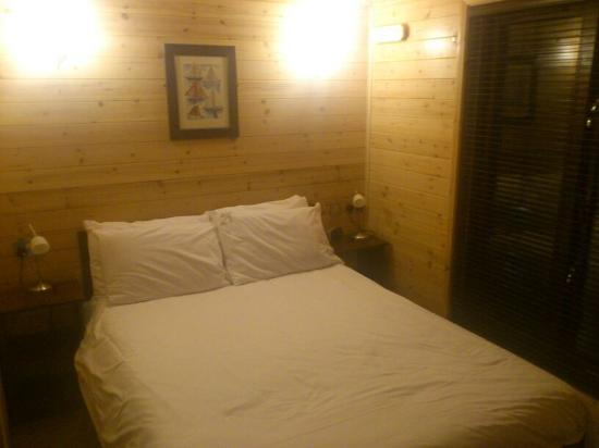 Darwin Forest Country Park: lodge
