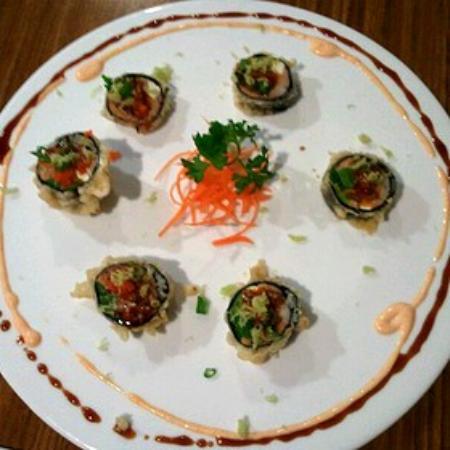 Sushi Fang Foto