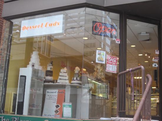Photo of Restaurant Dessert Lady at 12 Cumberland Street, Toronto, Canada