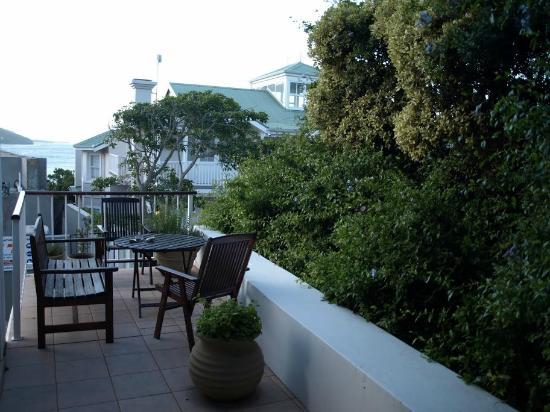 Augusta Bay: Balcony
