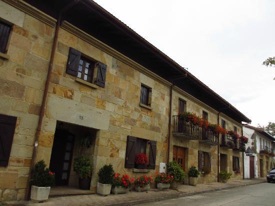 Hotel Rural Olatzea : El pueblo
