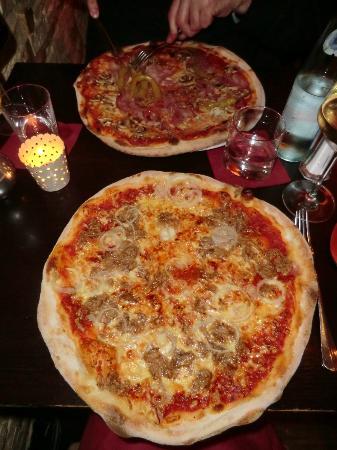 Casa Della Pizza: Delicious pizza!