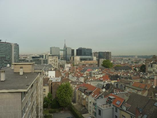 NH Brussels Bloom: Vistas